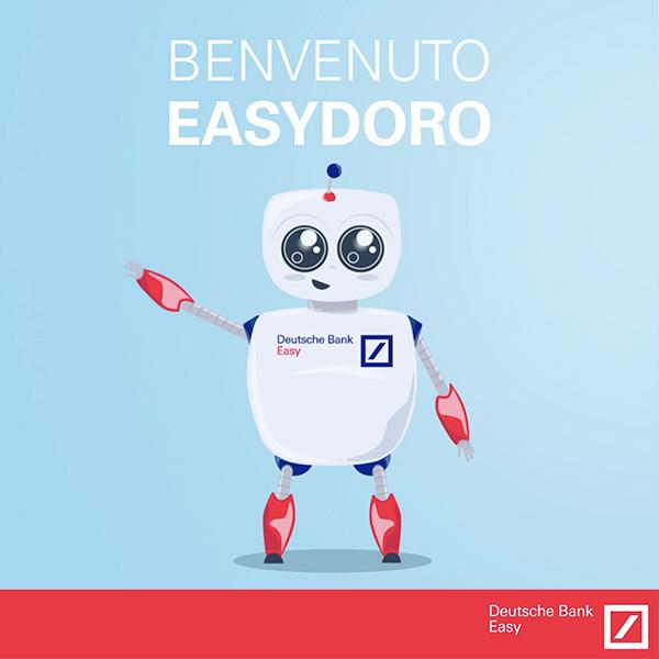 E3 Con Deutsche Bank per il lancio del chatbot Easydoro