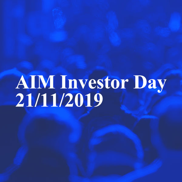 Gruppo DigiTouch all'AIM Investor Day 2019