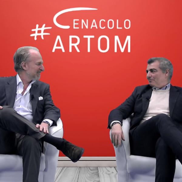Al Cenacolo Artom Ranucci racconta la sua storia imprenditoriale