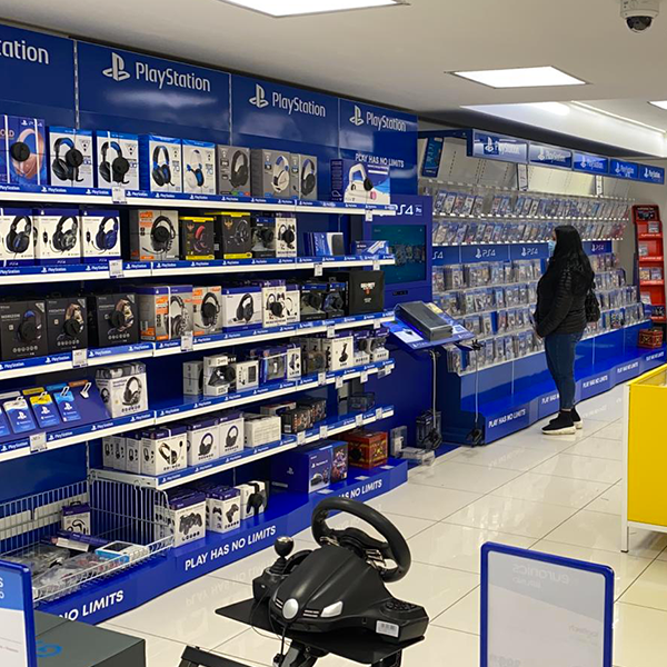 Shopper Marketing<br/>per il lancio di<br/>Sony PlayStation 5