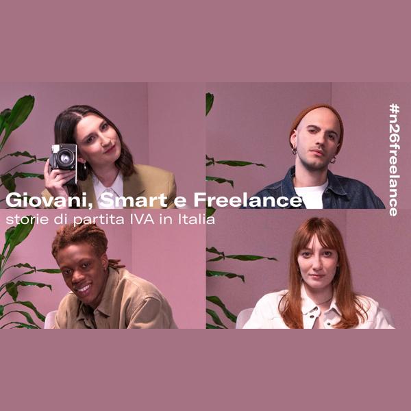 DigiTouch firma i contenuti della campagna Giovani, smart e freelance di N26