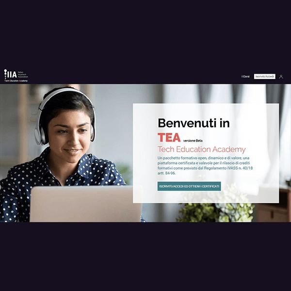 Gruppo DigiTouch sviluppa la piattaforma di e-learning per IIA